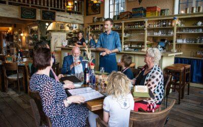 Platina sponsor: Indigo Cafe en Restaurant